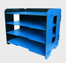 Stackable Desk Organizer Stackable 3 Tier Desk Document Letter Tray Organizer Buy Desk