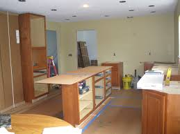 Kitchen Desk Cabinets West Chester Kitchen Office Flooring And Base Cabinets