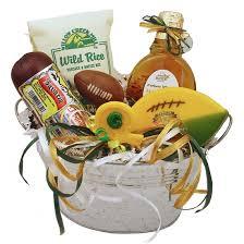 football gift baskets wisconsin football gift baskets northern harvest gift baskets