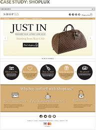 web development case study toronto shoplux
