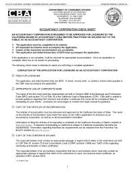 california accountancy corporation bylaws fill out online forms