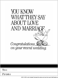 Wedding Greeting Card Wedding Congratulations Printable Greeting Card
