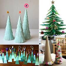Kid Crafts For Christmas - paper christmas tree crafts for kids popsugar moms