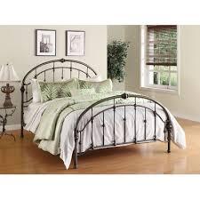 alcott hill homestead queen metal bed u0026 reviews wayfair