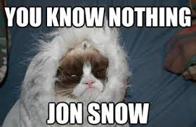 Ygritte Meme - game of thrones top 5 memes focus on jon snow s sex life