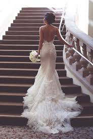 wedding dress goals lace wedding dresses with open back stylishmods