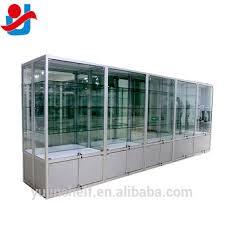 lockable glass display cabinet showcase retail shop lockable glass display cabinets locking showcase