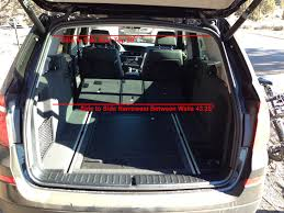 Bmw X5 7 Seater Boot Space - answer to what are the rear cargo dimensions