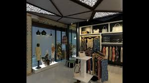Garment Shop Interior Design Ideas Ladies Garments Showroom Design By Ashiana Interiors Kolkata Youtube