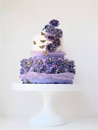 112 best purple wedding cakes images on pinterest beautiful