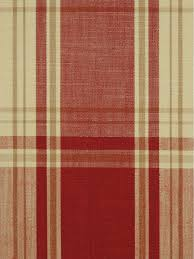 hudson yarn dyed big plaid blackout double pinch pleat curtains