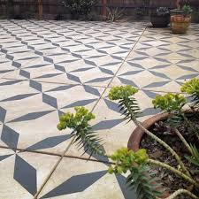 Outdoor Concrete Patio Paint Best 25 Painted Cement Patio Ideas On Pinterest Painted