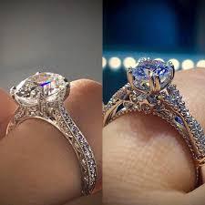 Engagement Ring Vs Wedding Ring by Verragio Vs Tacori Raymond Lee Jewelers