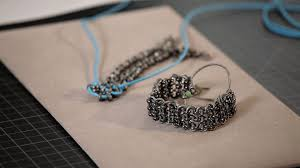 make chain necklace images How to make a metal rolo chain making jewelry jpg