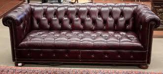 leather tufted sofa home design ideas