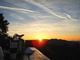 Sunrise Sunset Tables Chasing The Santa Barbara Sun