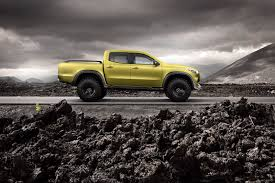 concept off road truck mercedes x class truck concept is way more posh than the nissan