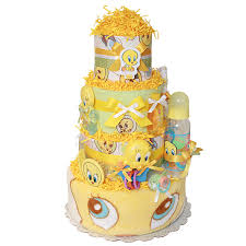 looney tunes baby shower tweety bird looney tunes cake 159 00 cakes mall