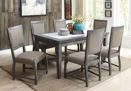 acme furniture freira 7 piece dining set u0026 reviews wayfair