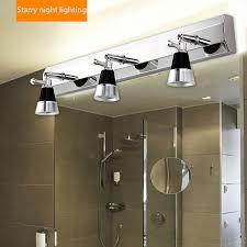 Plug In Mirror Lights Cratemcom - Cheap bathroom mirrors with lights