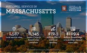 National Service In Your State Massachusetts Corporation For