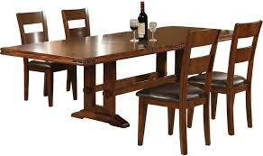 magnus 5 piece dining package the brick
