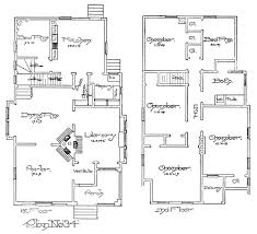 world floor plans the project gutenberg ebook of convenient houses by louis henry