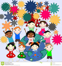 children future minds in the world the concept of children stock