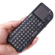 touchpad android rechargeable mini remote with wireless keyboard touchpad