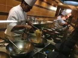 ji ji u0027s asian kitchen review on carnival sunshine cruise radio