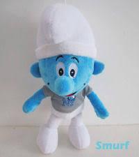 smurf plush ebay