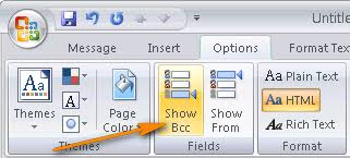 How Does Blind Carbon Copy Work Outlook Bcc How To Add Bcc Recipients In Outlook 2016 2013 And 2010