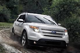 2013 ford explorer review 2013 ford explorer used car review autotrader