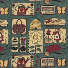 animals fabric quilting fabric