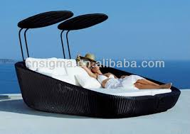 2017 new sale outdoor furniture outdoor daybed hotel room outdoor