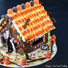 halloween cake mix halloween chocolate gingerbread house with dixie crystals