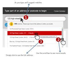 postcode finder u2013 find an address royal mail group ltd