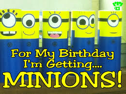 printable despicable minion toilet paper craft for my birthday