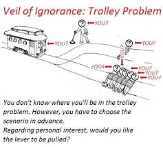 Problem Memes - why rawlsian veil of ignorance leads to utilitarianism source