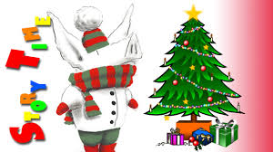 christmas tree decorating holiday story book for children and