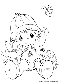 coloring sheets image photo album precious moments baby coloring