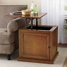 tray top end table brown lift top coffee table w storage computer desk end table tv