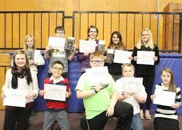 Meridian Schools Contests Meridian Schools Jefferson County Spelling Bee 2017