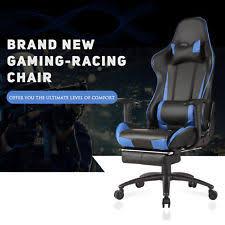 Armchair Racing Steel Chairs Ebay