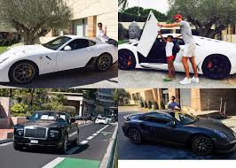 mayweather cars 2016 14 athletes with the most amazing car collections