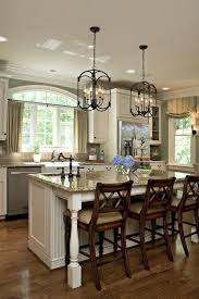lighting above kitchen island kitchen island lantern pendants home lighting design