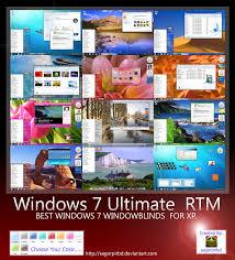 Window Blinds Windows 7 Windows 7 Ultimate Rtm By Sagorpirbd On Deviantart