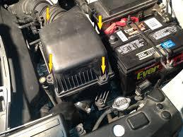 changing the speed sensor in a 05 kia sedona the crazy mek shop