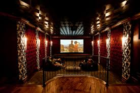 Home Theater Ceiling Lighting Black Ceiling Walls Home Theater Ceilings And Walls Home