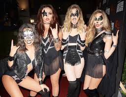 the best celebrity halloween costumes of 2015 kiss costumes and
